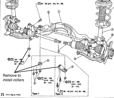 2002 Nissan Xterra Engine Diagram Rear Seal on 2003 nissan maxima belt diagram